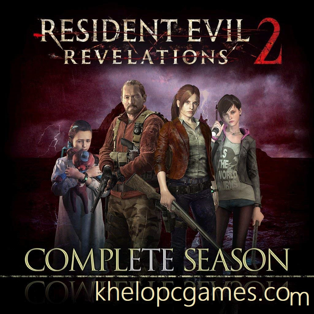 Resident Evil Revelations 2 Free Download Full Version Pc Game Setup