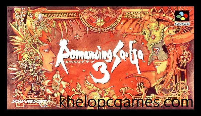 Romancing SaGa 3 Free Download Full Version PC Game Setup