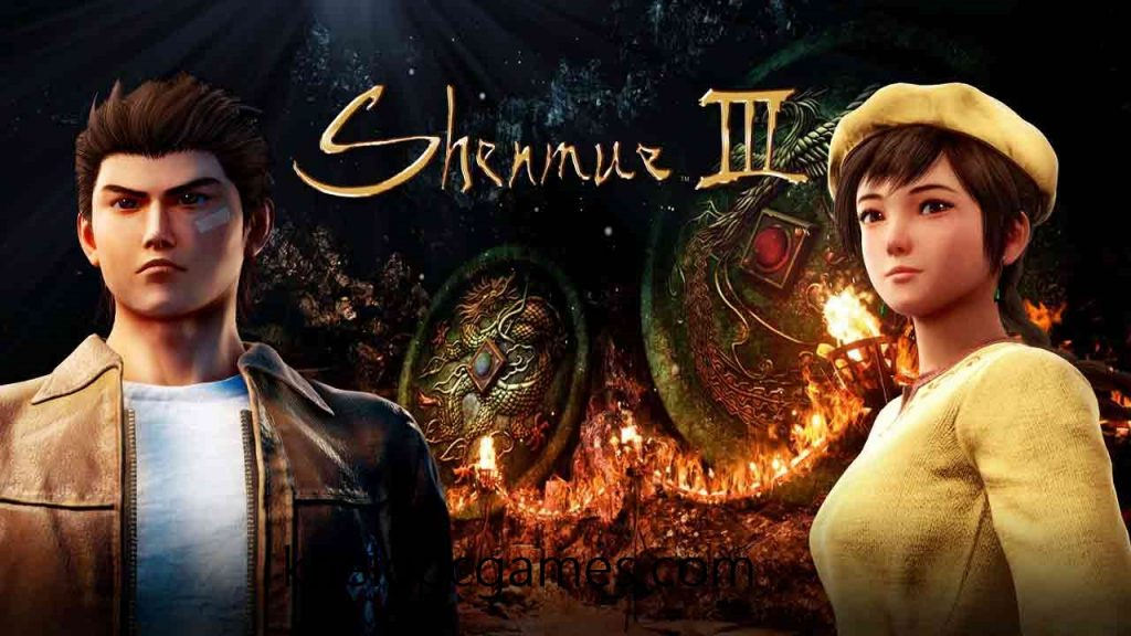 Shenmue III PC Game + Torrent Free Download Full Version