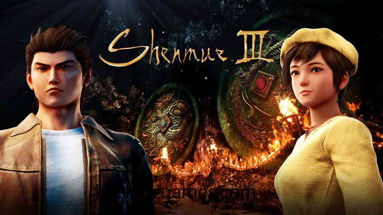 Shenmue III Free Download Full Version Pc Game Setup