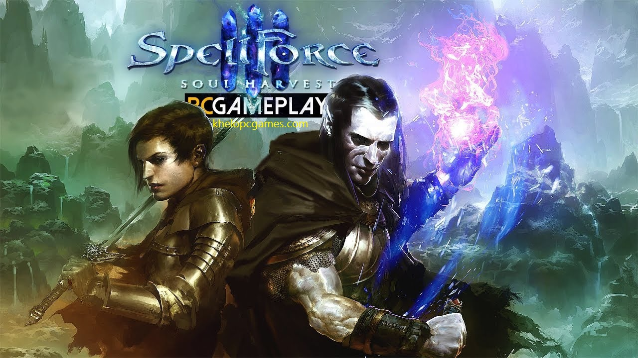SpellForce 3 Soul Harvest Free Download Full Version Pc Game Setup (v1.04 & DLC)