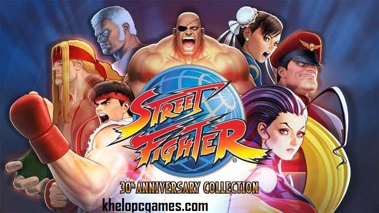 Street Fighter 30th Anniversary Collection Free Download Full version Pc Game Setup