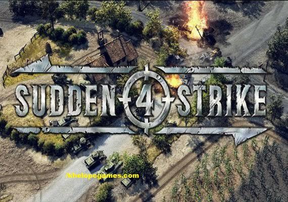 Sudden Strike 4 (v1.01) PC Game + Torrent Free Download