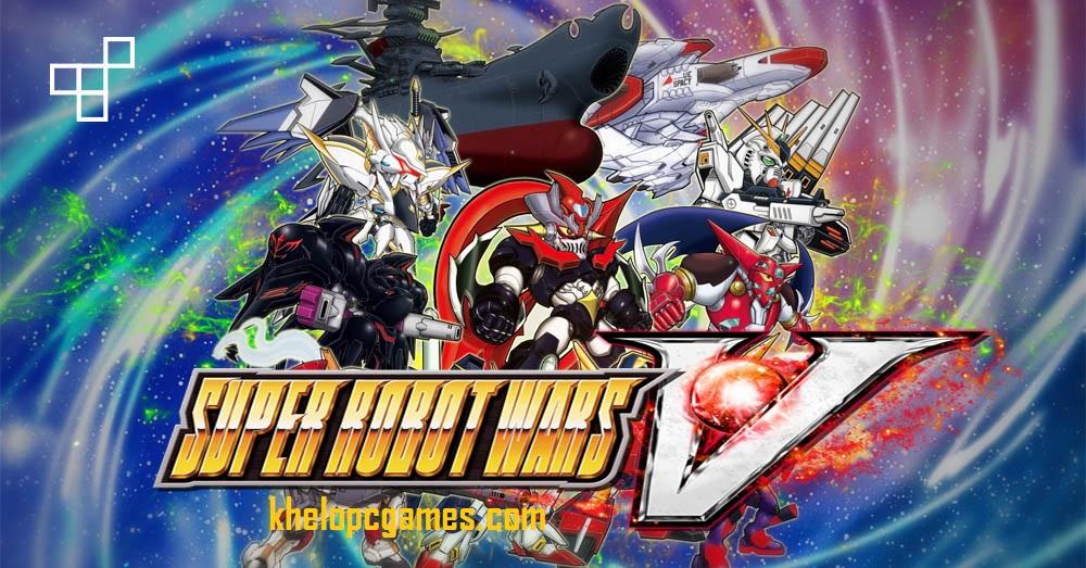 Super Robot Wars V Free Download Full Version Pc Game Setup