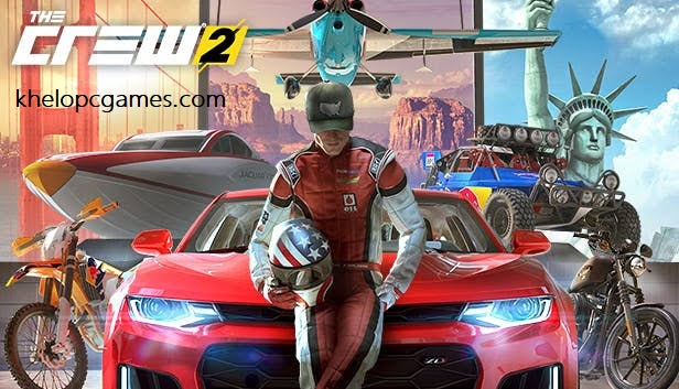 The Crew 2 Free Download Full Version Pc Game Setup