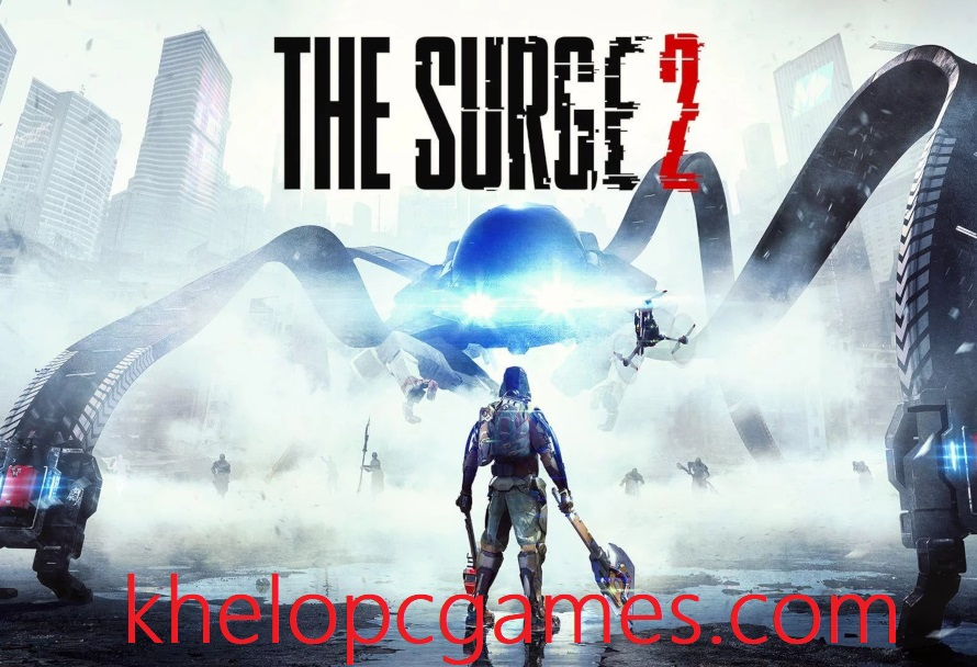 The Surge 2 Free Download Full Version Pc Game Setup (Update 4 & DLC)