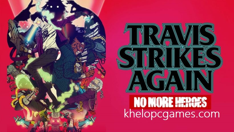 Travis Strikes Again: No More Heroes Complete Edition Free Download PC Game Setup