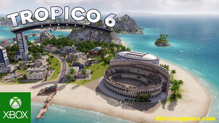 Tropico 6 Free Download Full Version Pc Game Setup (v1.071 & DLC)