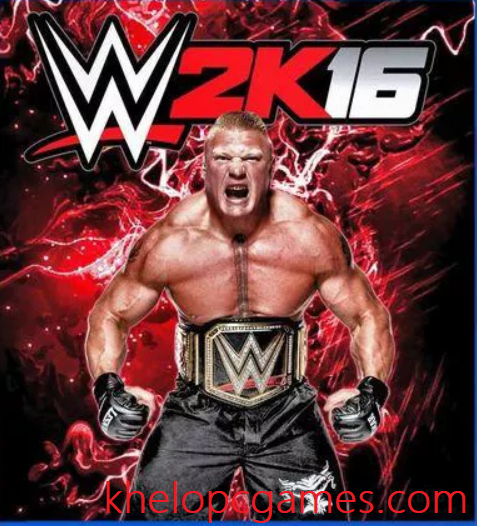 WWE 2K16 Free Download Full Version Pc Game Setup