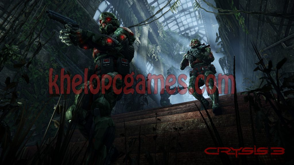 Crysis 3 Free Download(complete)
