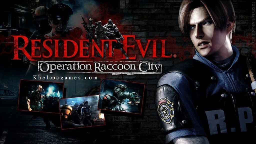 Resident Evil: Operation Raccoon City Free Download Full Version PC Games Setup
