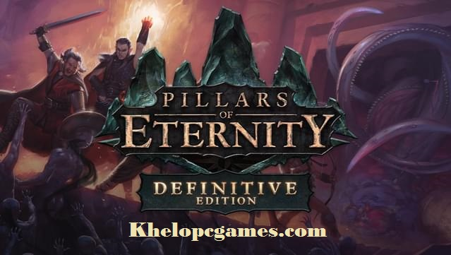 Pillars of Eternity Definitive Edition Free Download Full Version PC Games Setup