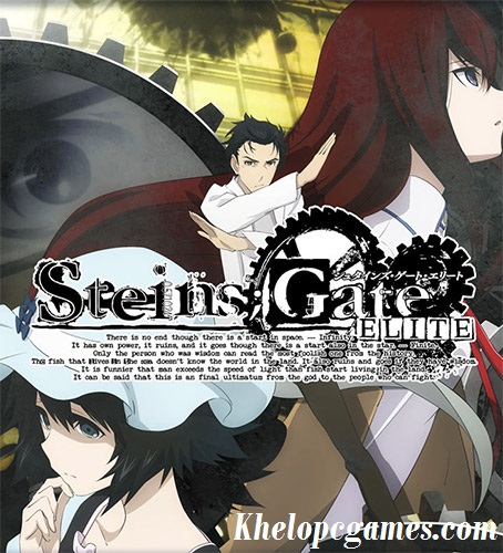 STEINS;GATE ELITE Free Download Full Version PC Games Setup