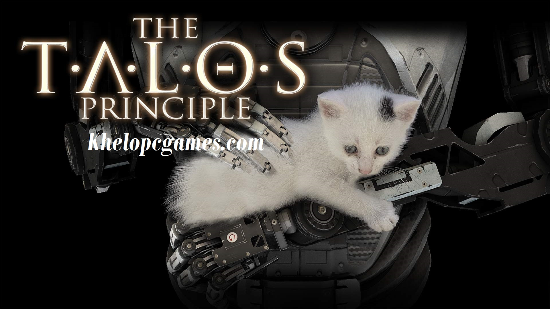 The Talos Principle Free Download Ful Version PC Games Setup (Inclu ALL DLC)