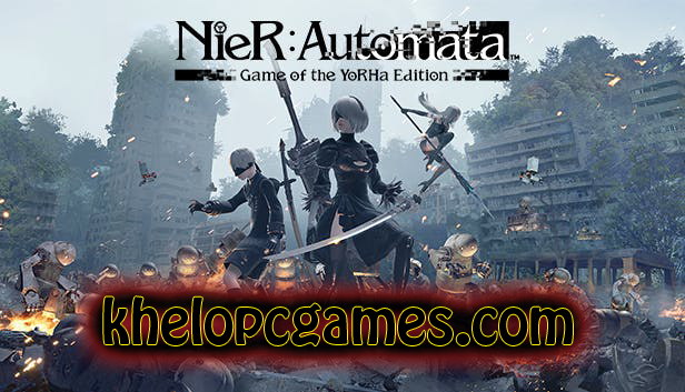 NieR:Automata (CPY) Pc Game Highly Compressed PLAZA + Torrent