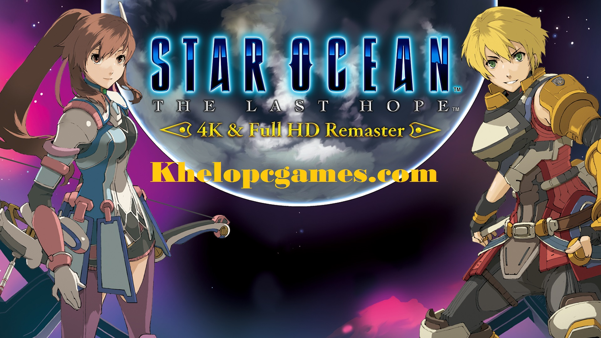 STAR OCEAN THE LAST HOPE 4K & Full HD Remaster Free Download Full Version PC Games Setup