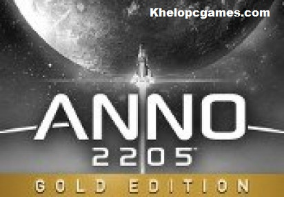 Anno 2205 Gold Edition PC Game + Torrent Free Download (v1.3)