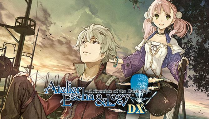 Atelier Escha & Logy: Alchemists of the Dusk Sky DX PC Game Free Download