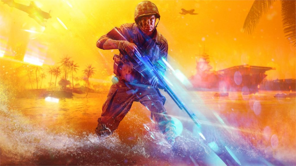 Battlefield V PC Game + Torrent Free Download Full Version