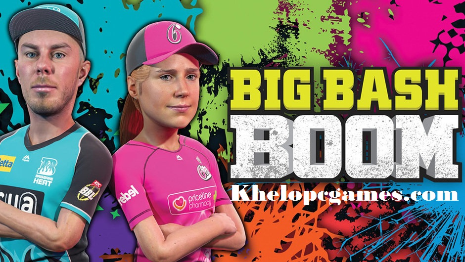 Big Bash Boom PC Game + Torrent Free Download Full Version