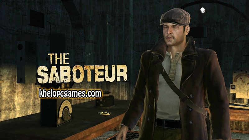 The Saboteur Free Download PC Game + Torrent Free Download