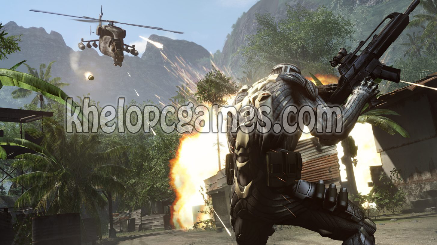 Crysis Free Download(complete)