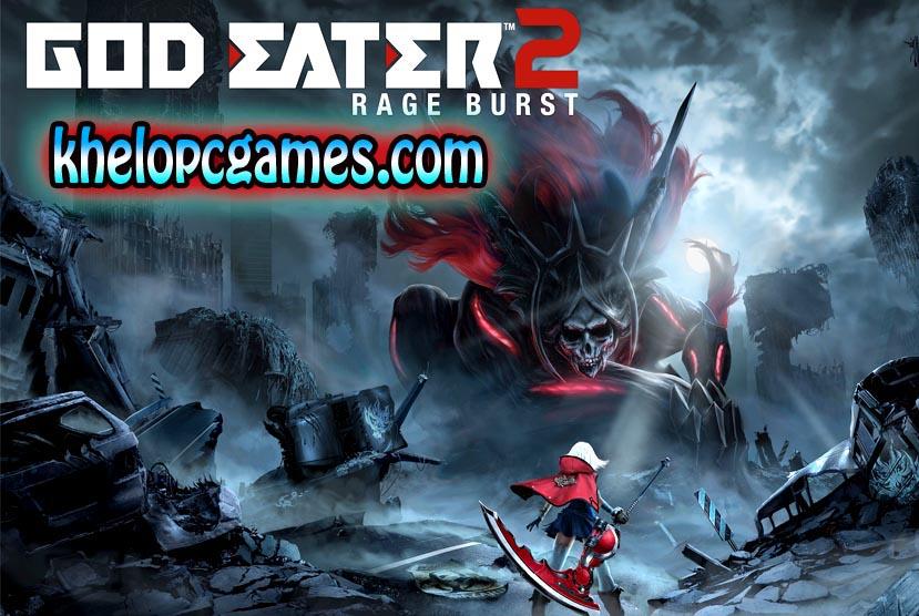 GOD EATER 2 Rage Burst PC Game + Torrent Free Download