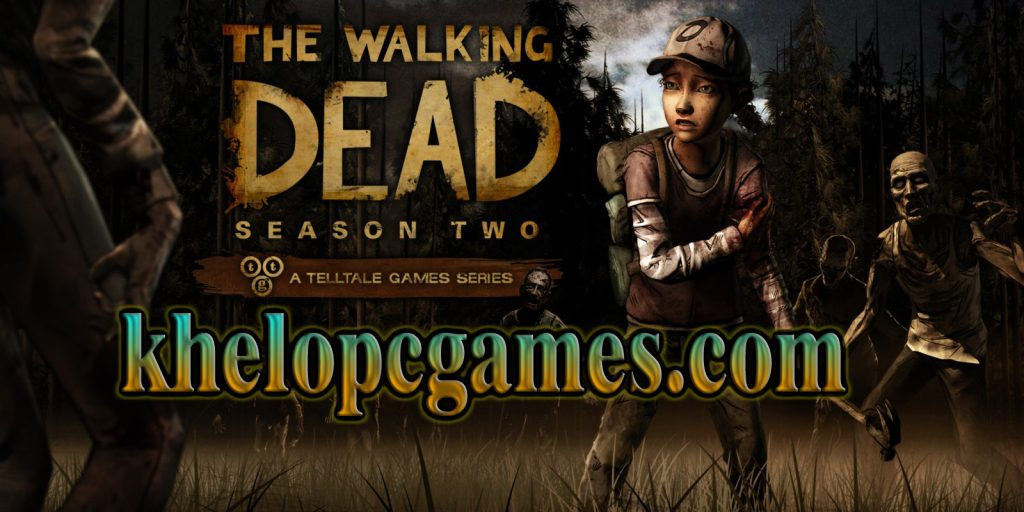 The Walking Dead Season 2 PC Free Download (Inclu Ep 1-5) (Complete)