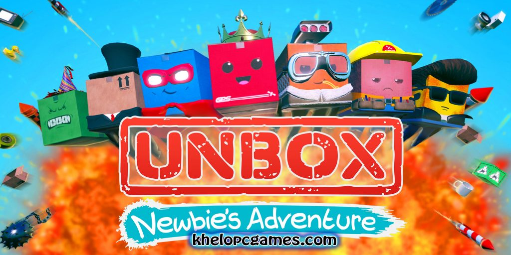 Unbox: Newbie's Adventure PC Game CODEX + Torrent Free Download