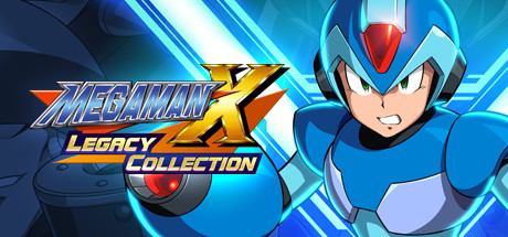 Mega Man X Legacy Collection PC Game + Torrent Free Download