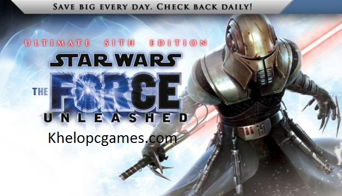 Star Wars The Force Unleashed: Ultimate Sith Edition Free Download Full Version PC Game Setup