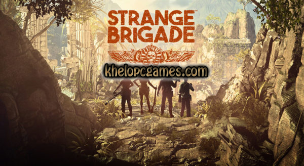 Strange Brigade PC Game + Torrent Free Download Full Version