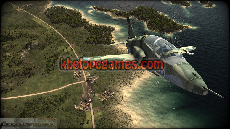 Wargame: Red Dragon Double Nation Pack REDS Free Download (Inclu ALL DLC)(complete)