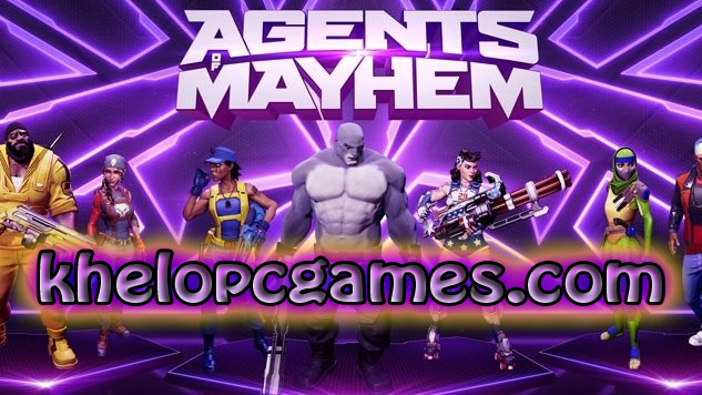 Agents of Mayhem CODEX PC Game + Torrent Free Download(v1.06 & ALL DLC)