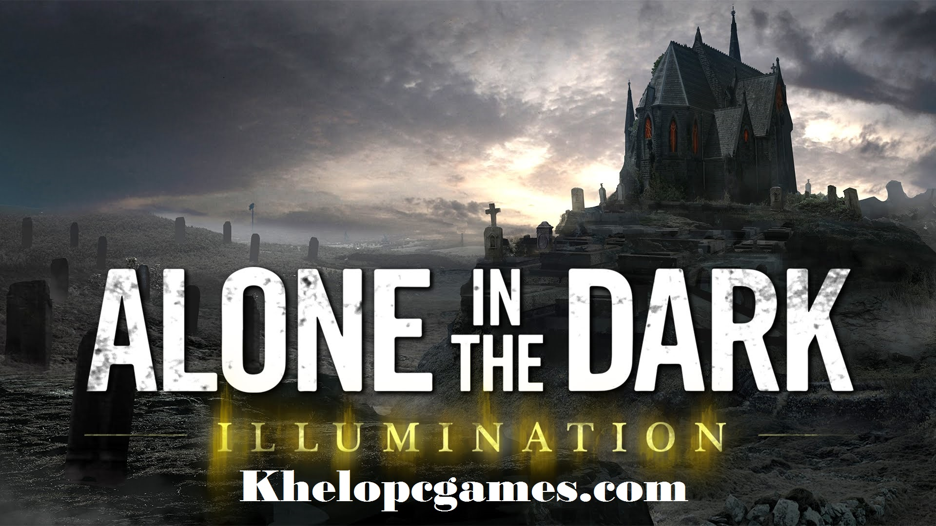 Alone in the Dark: Illumination PC Game + Torrent Free Download