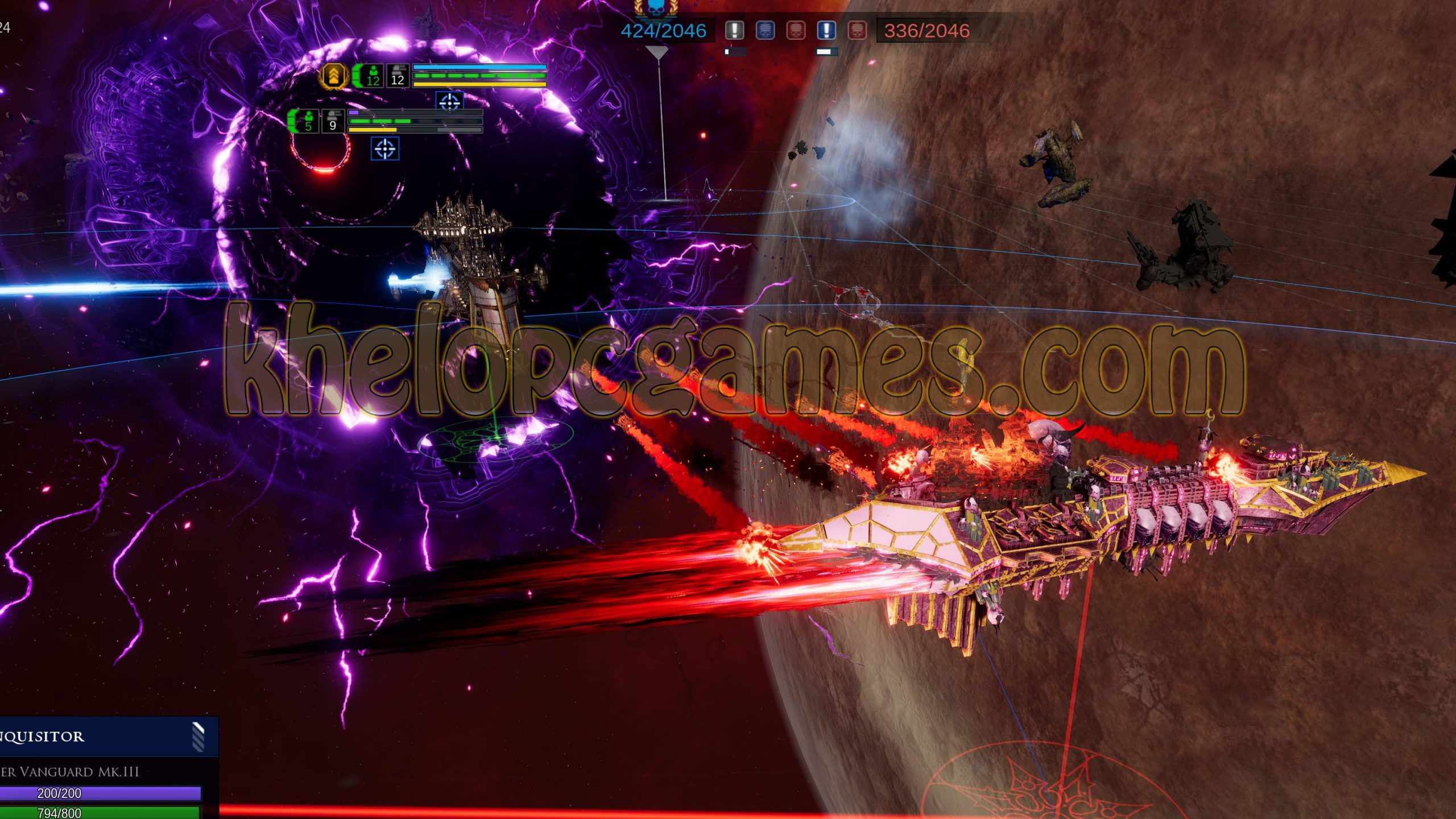 Battlefleet Gothic: Armada Free Download (Inclu ALL DLC) (COMPLETE)