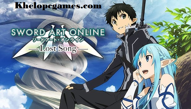Sword Art Online: Lost Song Free Download Full Version PC Game Setup