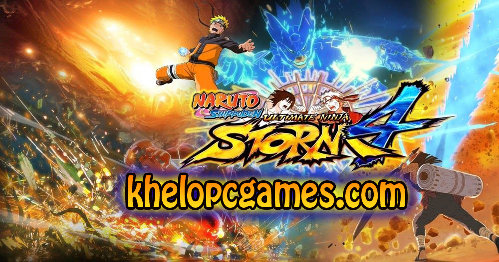 NARUTO SHIPPUDEN: Ultimate Ninja STORM 4 Torrent + PC Game Free Download