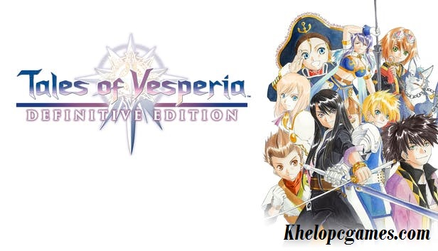Tales of Vesperia: Definitive Edition Free Download Full Version PC Game Setup