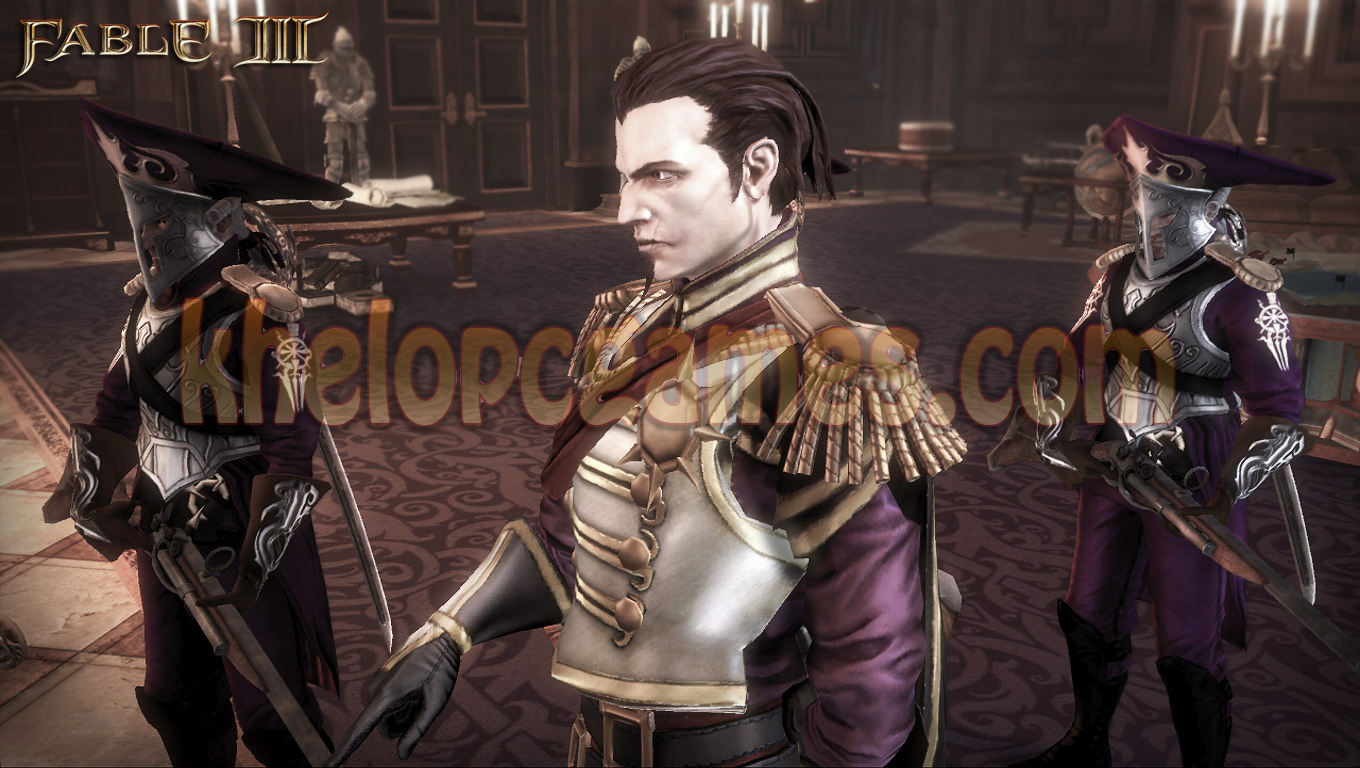 Fable III Free Download ( Complete )