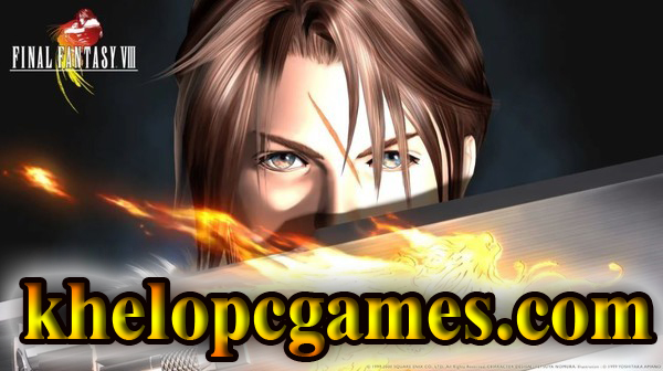 FINAL FANTASY VIII – REMASTERED PC Game + Torrent Free Download