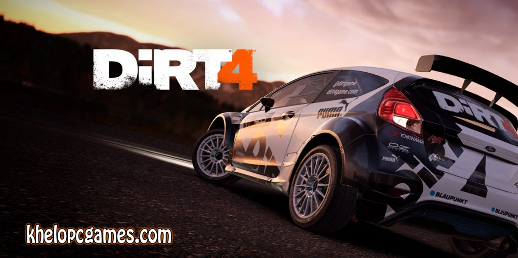 DiRT 4 PC Game + Torrent Free Download CODEX Full Version