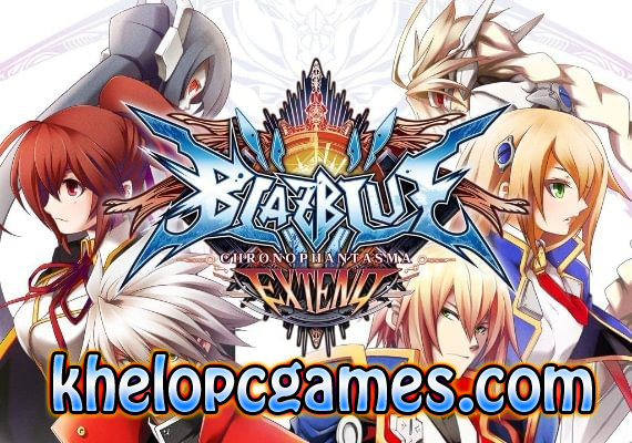 BlazBlue Centralfiction PC Game + Torrent Free Download (v2.00)