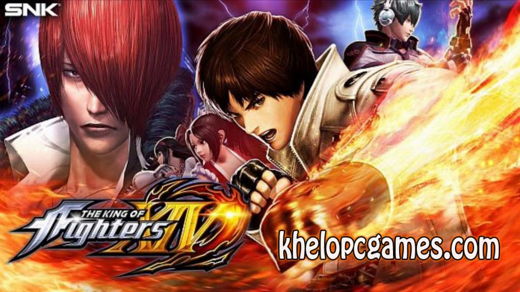 THE KING OF FIGHTERS XIV STEAM EDITION PC Game + Torrent(v1.23 & ALL DLC)