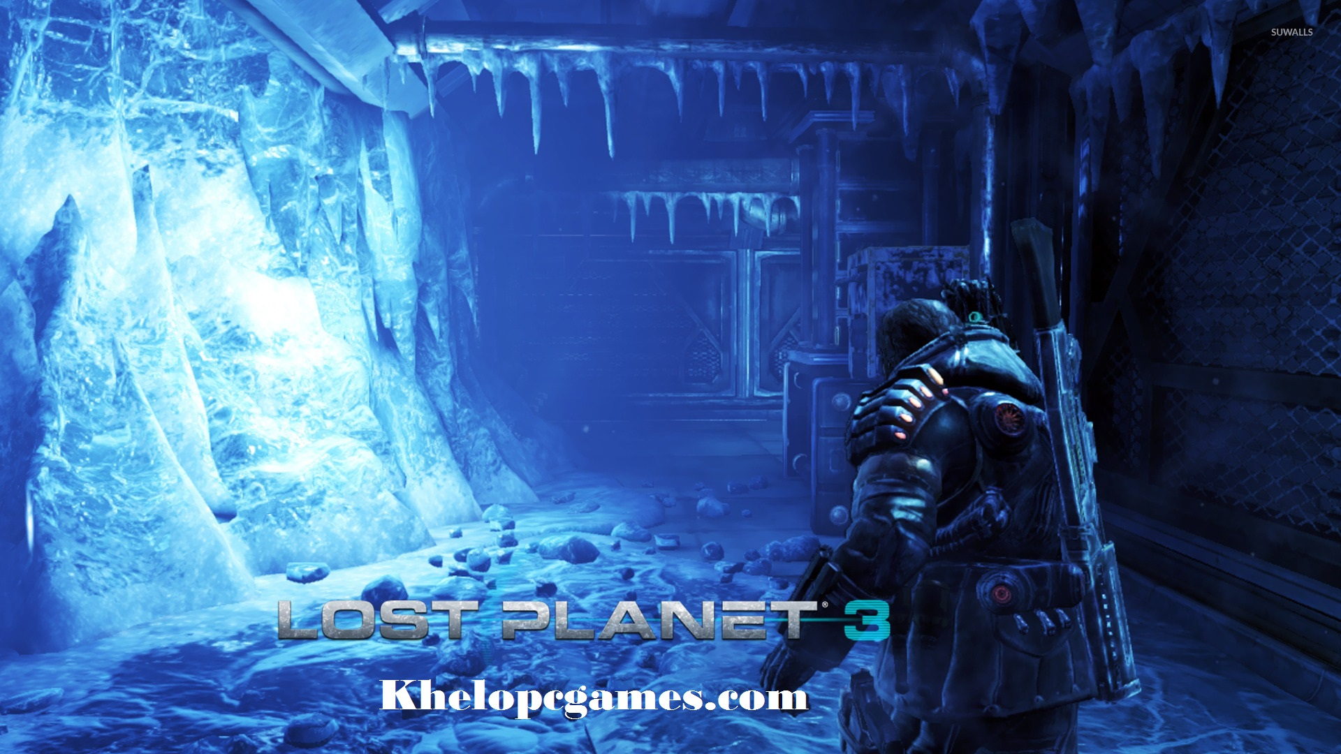 Lost Planet 3 Complete Free Download Full Version PC Game Setup