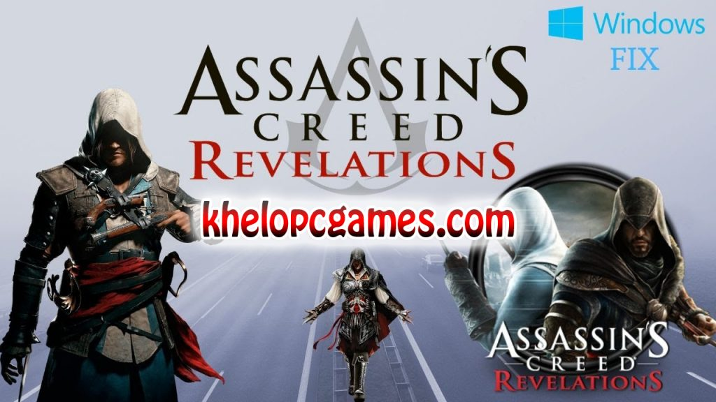 Assassin's Creed Revelations: Gold Edition PC Game + Torrent Free Download