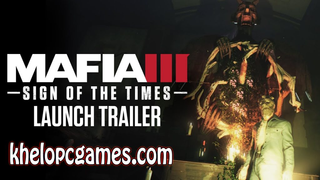 Mafia III: Sign of the Times PC game + Torrent Free Download