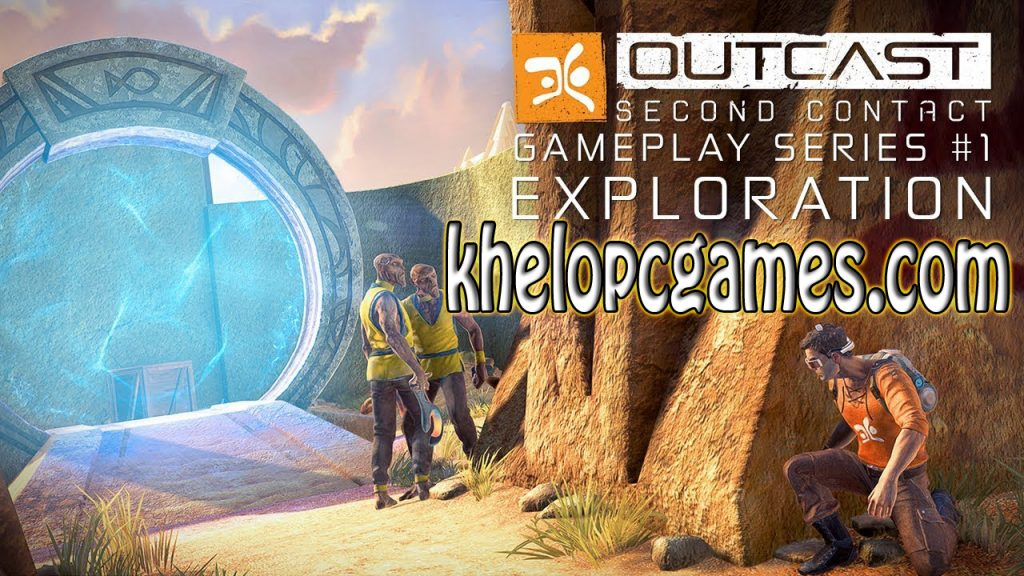 Outcast Second Contact License key PC Game + Torrent Free Download