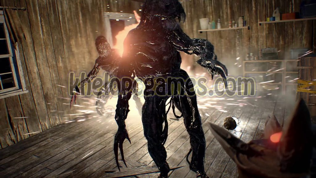 RESIDENT EVIL 7 biohazard Gold Edition Crack Torrent Codex Free Download