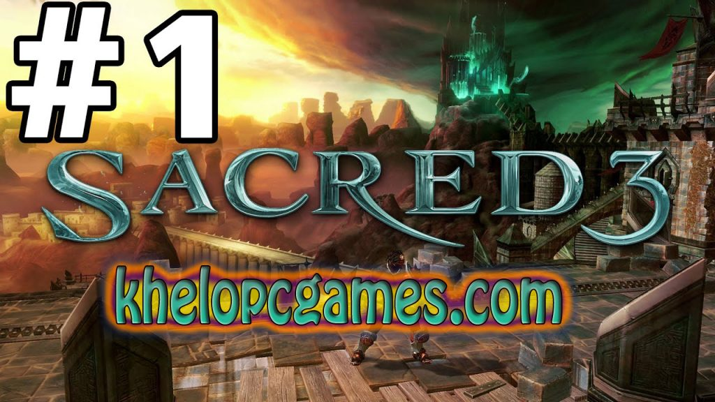 Sacred 3 Highly Compressed PC Game + Torrent Free Download